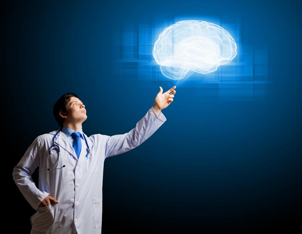 Neurologist using Purview Cloud PACS